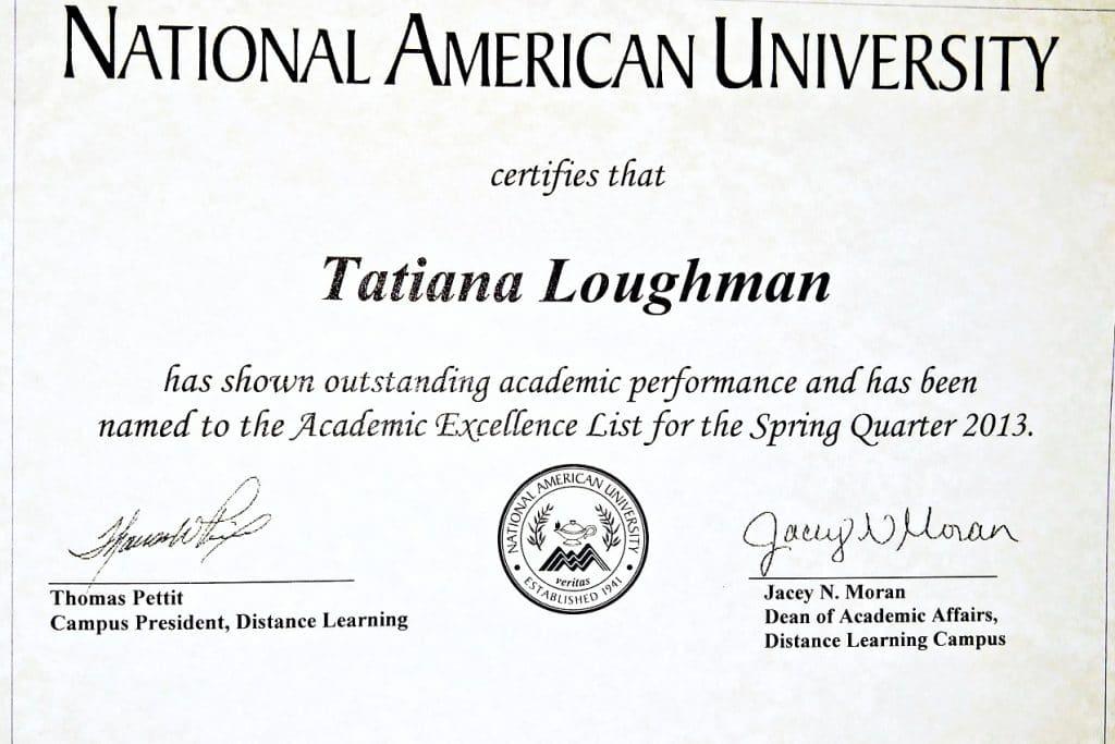 Tatiana Loughman IRS Representation Bookkeeping Tax Returns Payroll